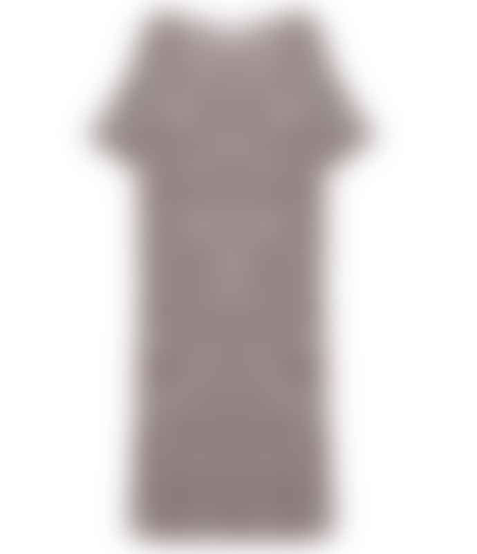 engage Brown Linen Dress