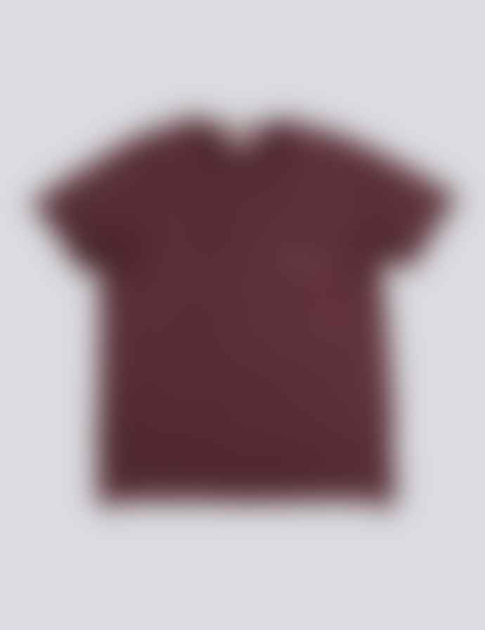 +351 Bordeaux Essencial T-Shirt