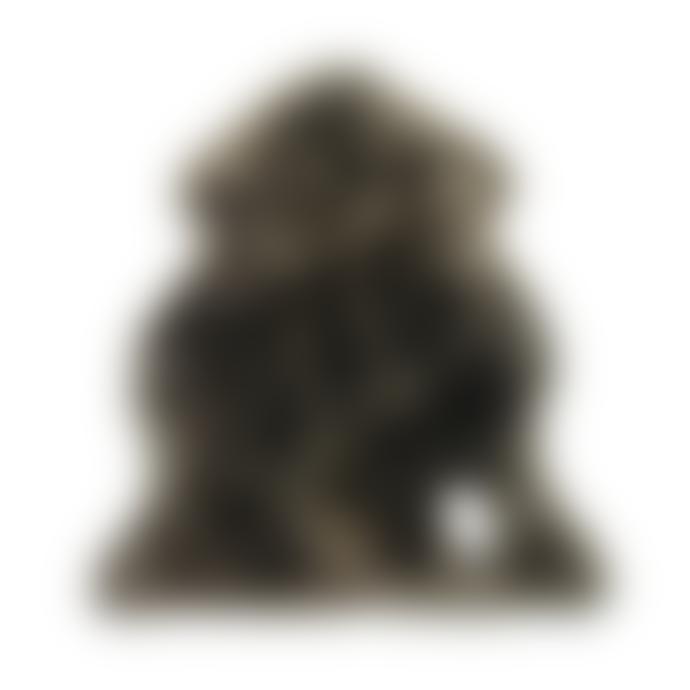 Large Chocolate Brown Sheepskin Rug