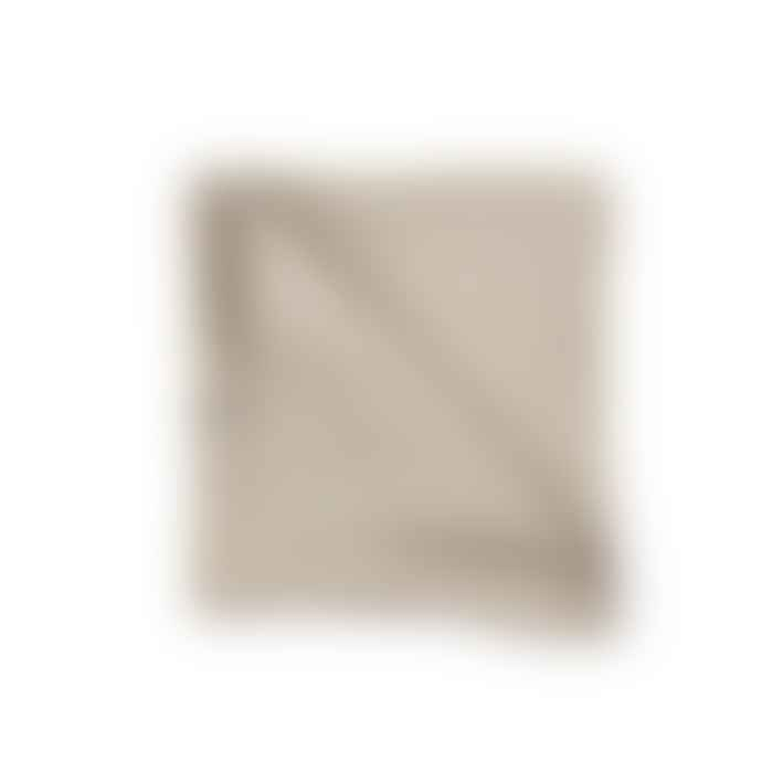 Libeco Herringbone Stripe Davis Linen Napkin