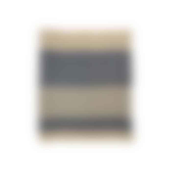 Libeco Sea Stripe Small Fouta The Belgian Towel