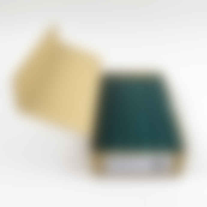 St Eval Candle Company Box of 12 Woodland Green Dinner Candles