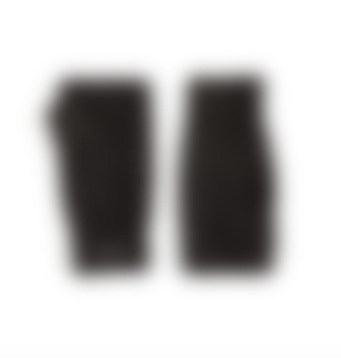 Jo Cranston Textiles  Charcoal Unisex Fingerless Glove