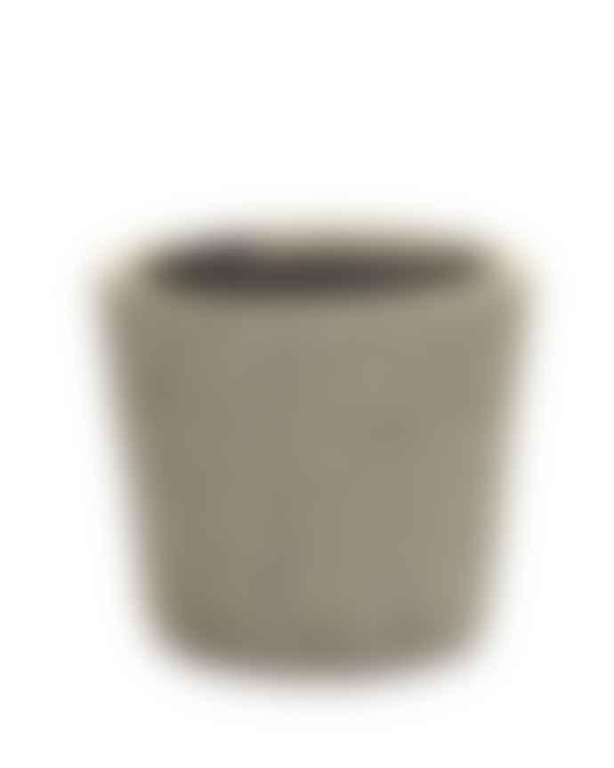 Serax Medium Herringbone Arrow Plant Pot