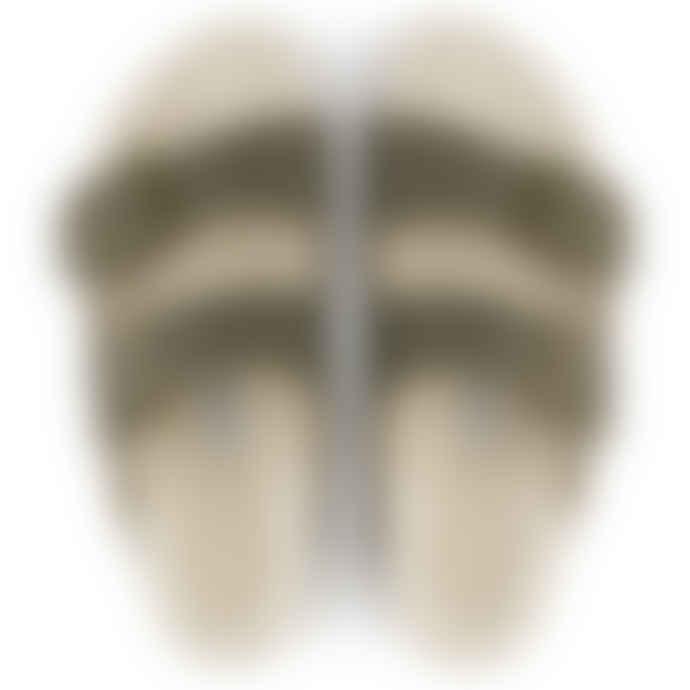 Birkenstock Khaki Arizona Doubleface Sandal