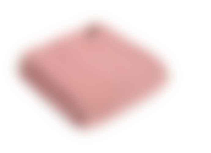 Tweedmill Dusky Pink Fishbone Rug