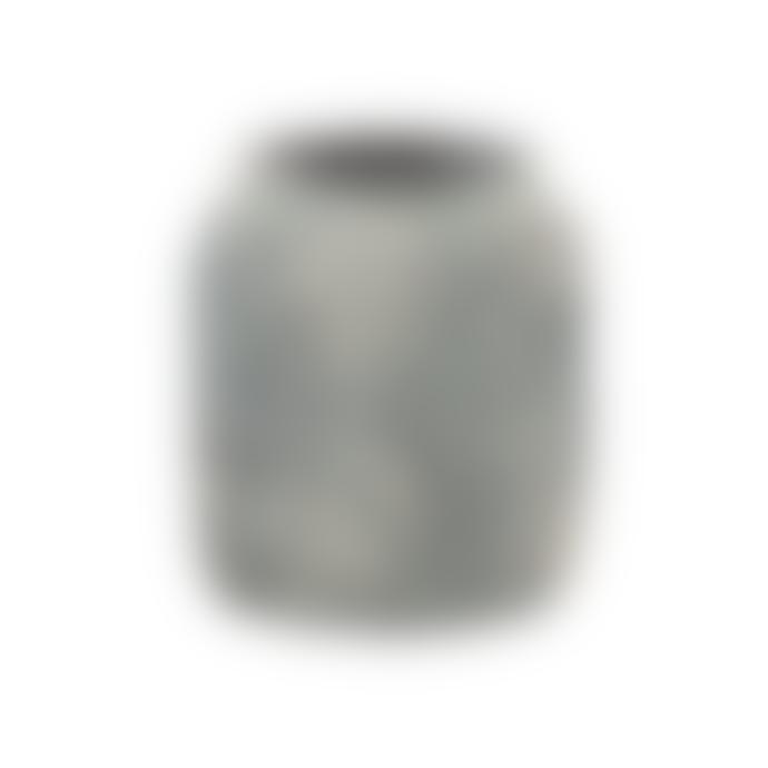 PTMD PTMD Snake Grey Cement Farmer Pot