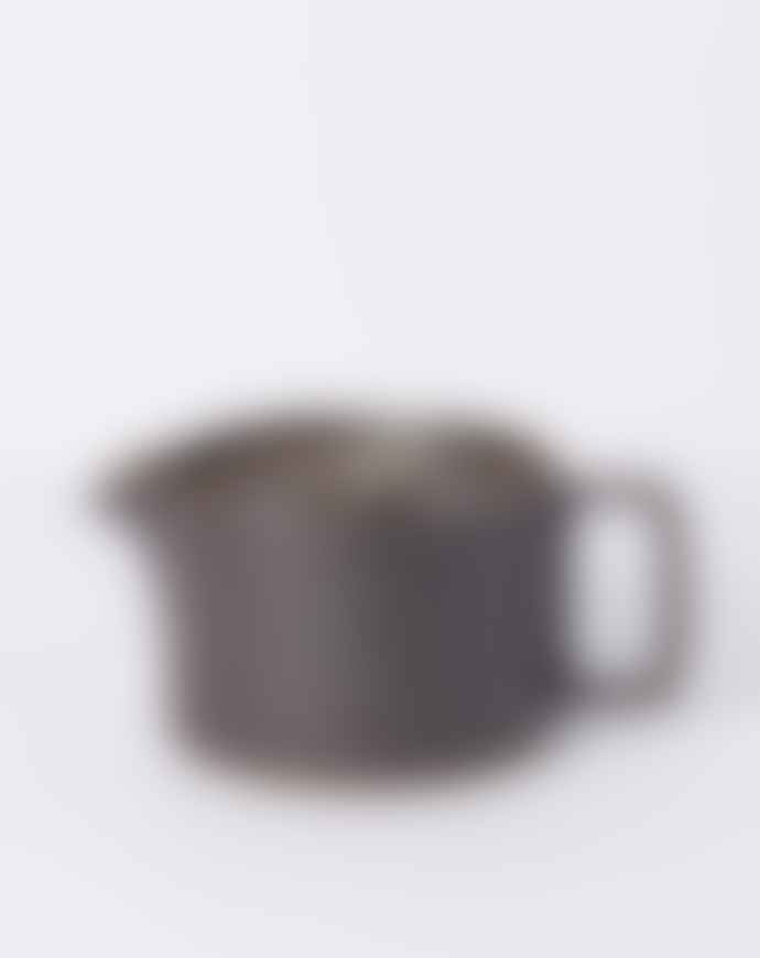 Hasami Porcelain Black Porcelain Teapot