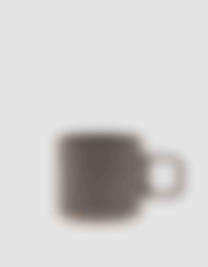 Hasami Porcelain Small Black Mug