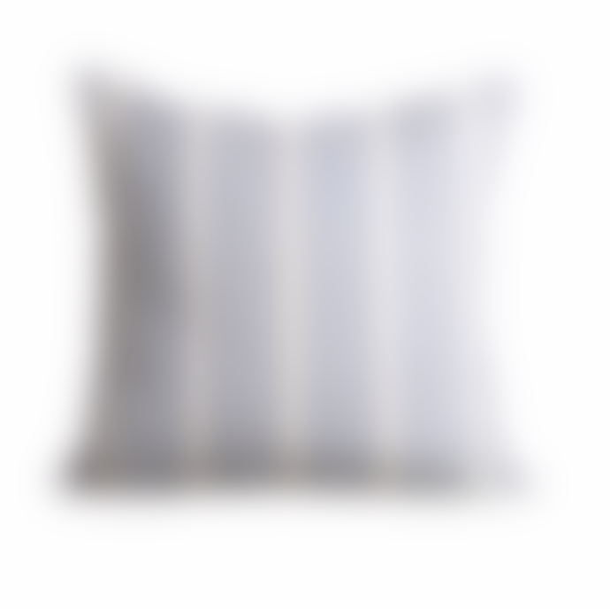 Tine K Home Blue Stripe Cushion