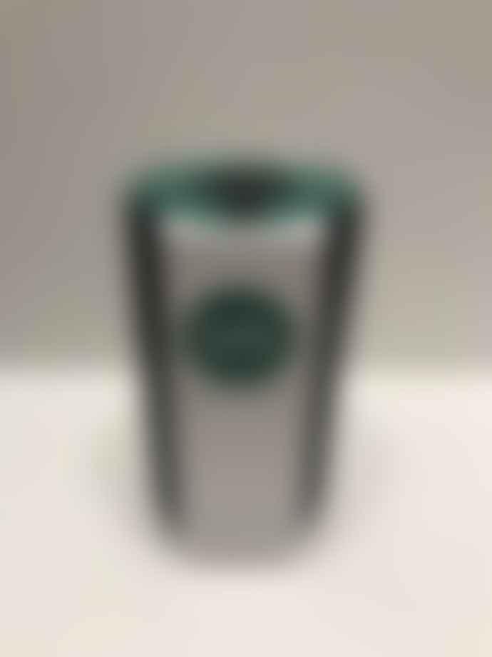 Frank Green Black Smartcup Reusable 12oz Keep Cup