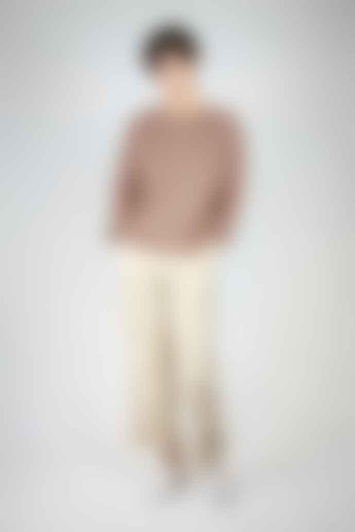 Bric-a-brac Sand Trousers wide beige