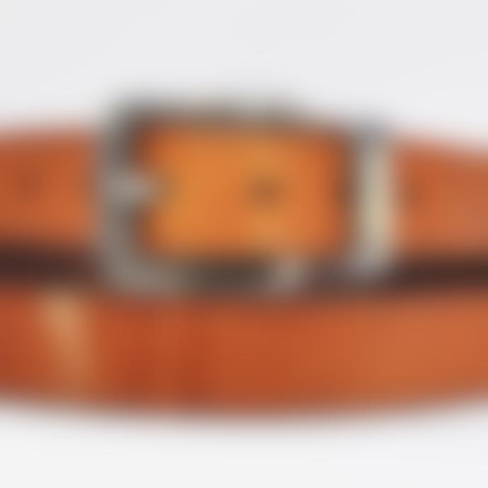 Arnold & Co Tan Dh 5638 Vintage Works Belt