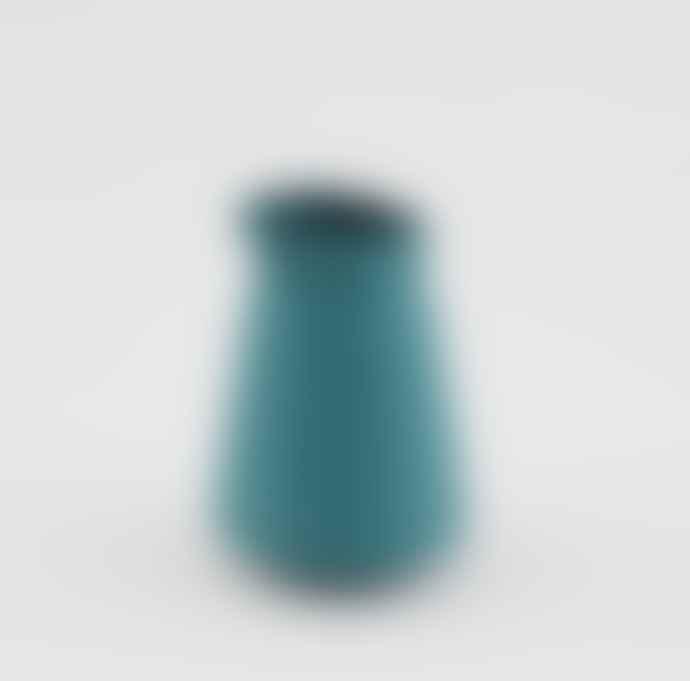 Hend Krichen Green Ceramic Milk Jug