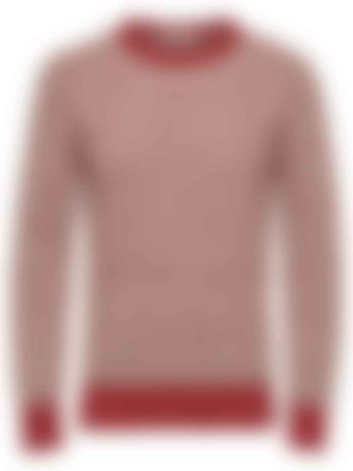 Selected Homme Red Martin Sweater