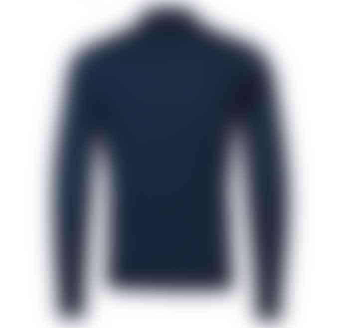 Arnold & Co Indigo John Smedley Parwish Shirt