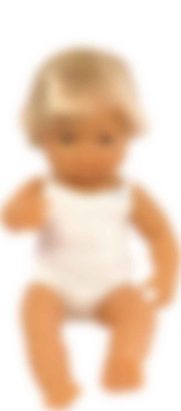 Miniland Caucasian Boy Doll