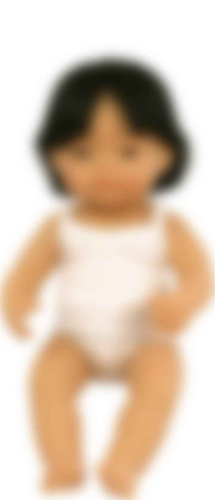 Miniland Asian Boy Doll