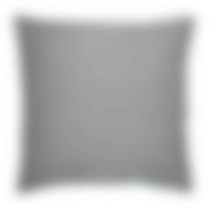 Ib Laursen Grey Linen Square Cushion
