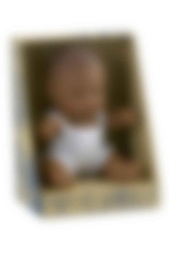 Miniland Latino Baby Boy Doll
