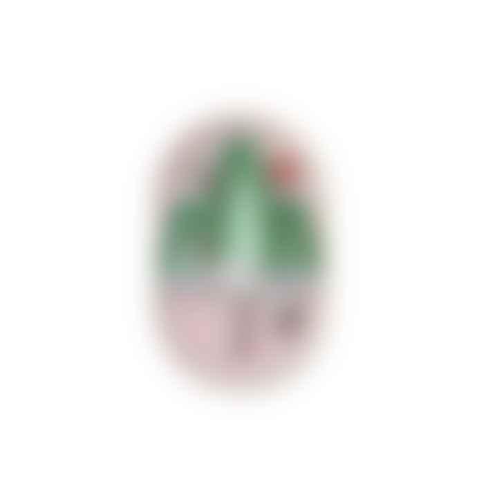 OIMU Longevity Fortune Badge Pin
