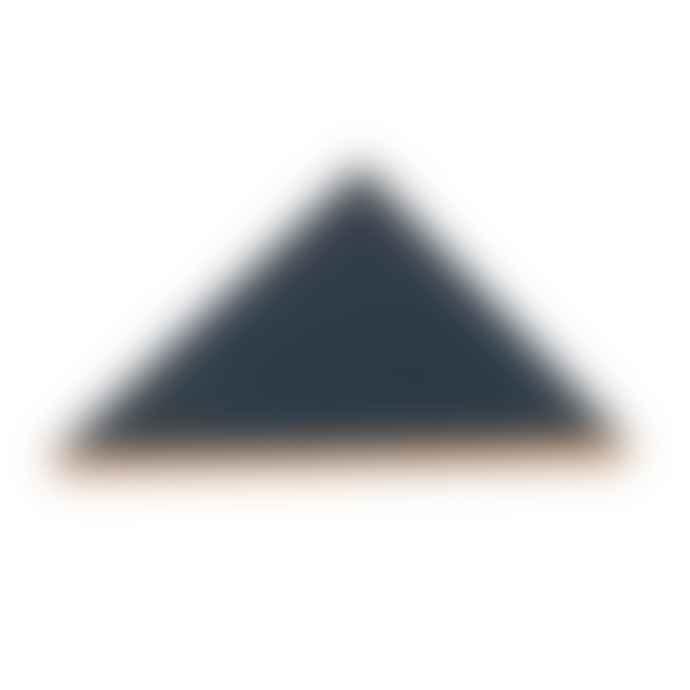 Iris Hantverk Triangle Shape Cork Trivet
