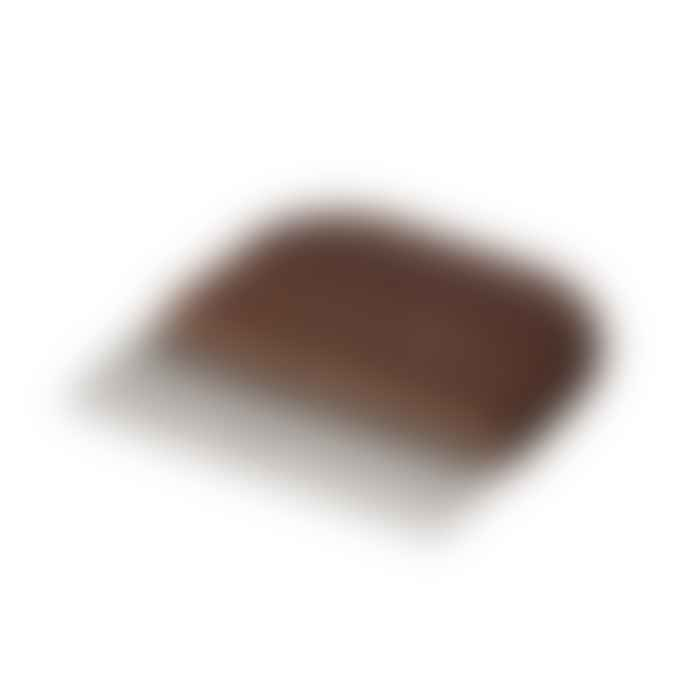 Iris Hantverk Oil Treated Walnut And Stainless Steel Beard Comb