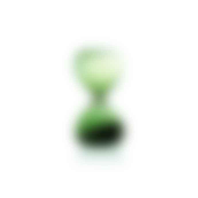 Hightide 5 Mins Green Sand Glass