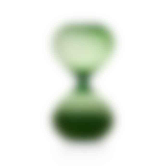 Hightide 30 Mins Green Sand Glass