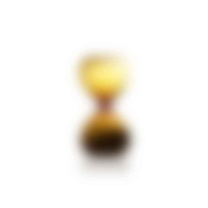 Hightide 5 Mins Amber Sand Glass
