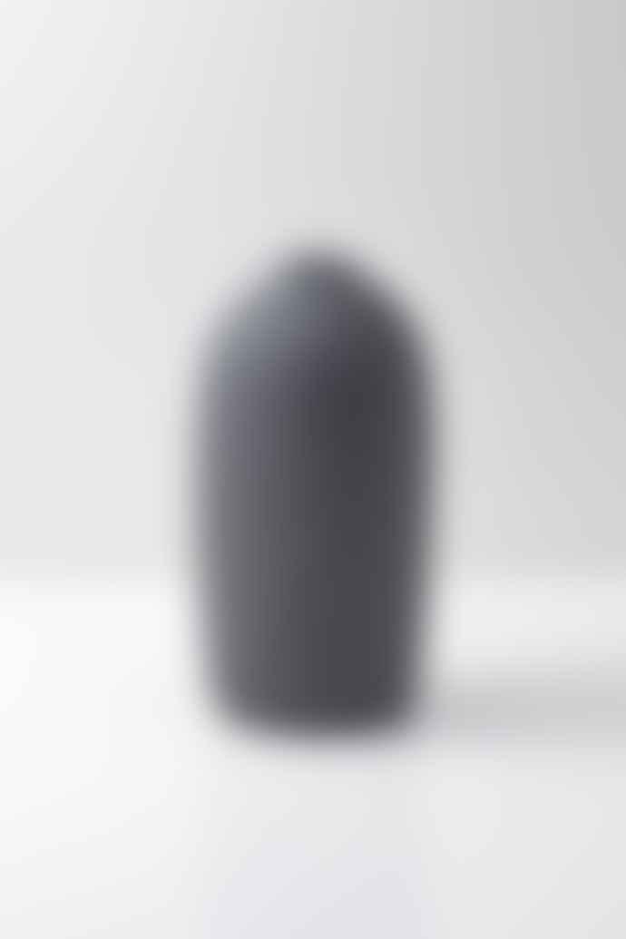 MALLING LIVING Tall Grey Raw Vase
