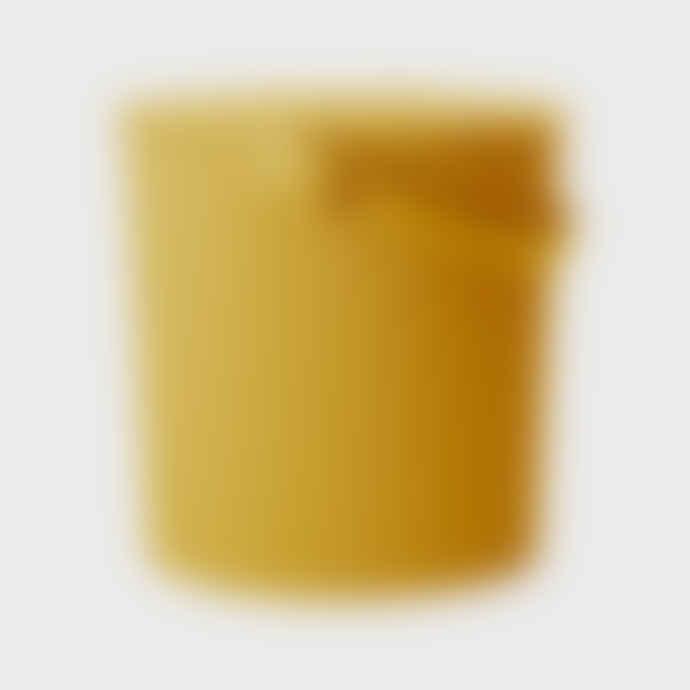 Hachiman Large Mustard Omnioutil Storage Bucket