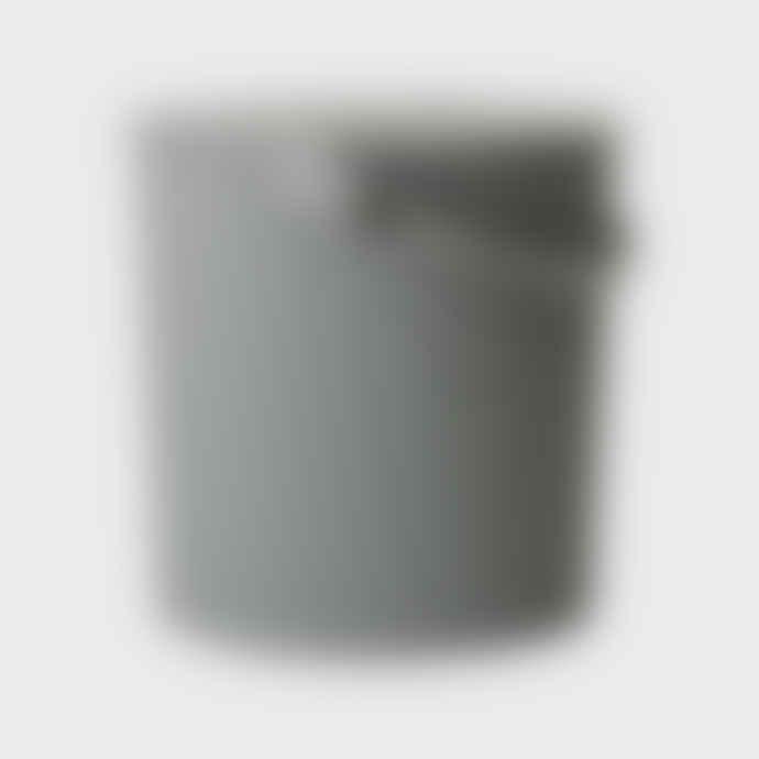 Hachiman Small Grey Omnioutil Storage Bucket