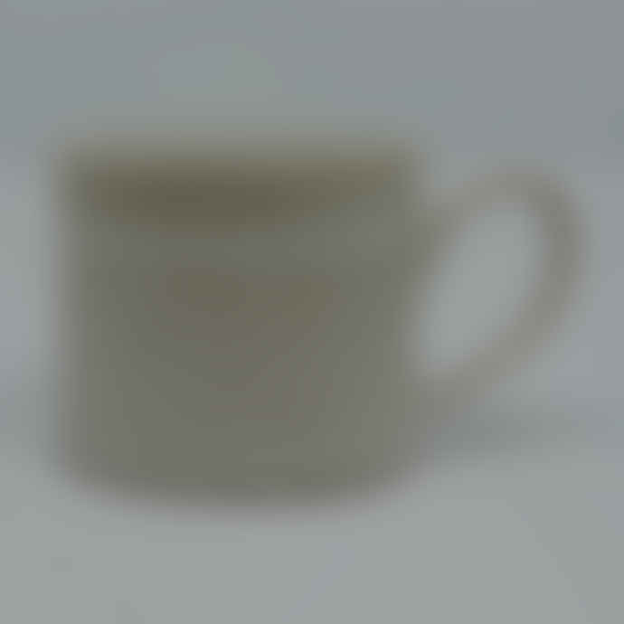 Tim Fenna White Ceramic Mug