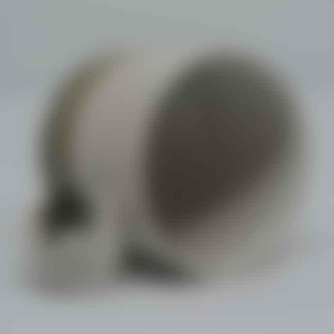 Tim Fenna Green Ceramic Accent Mug