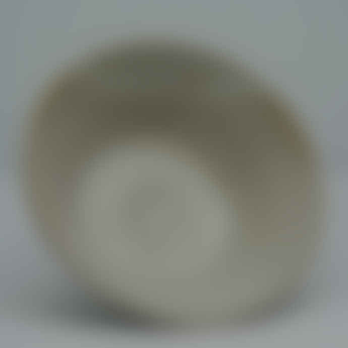 Tim Fenna White Ceramic Bowl