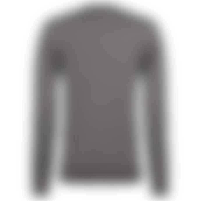 Tommy Hilfiger Grey Luxury Wool V Neck Cardigan