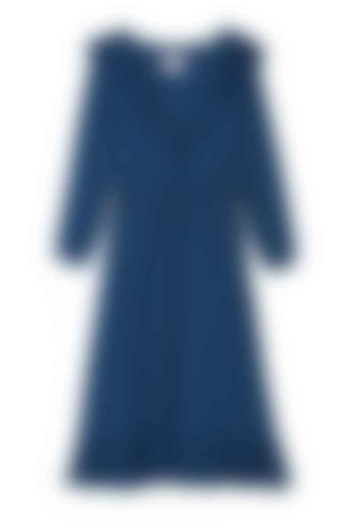 Leon & Harper Blue Rex Dress