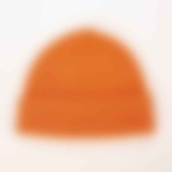 Le Bonnet Flame Orange Beanie Hat