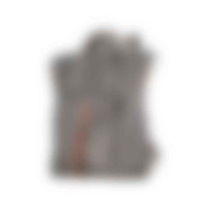 ROKA Graphite Water Resistant Classic Rucksack