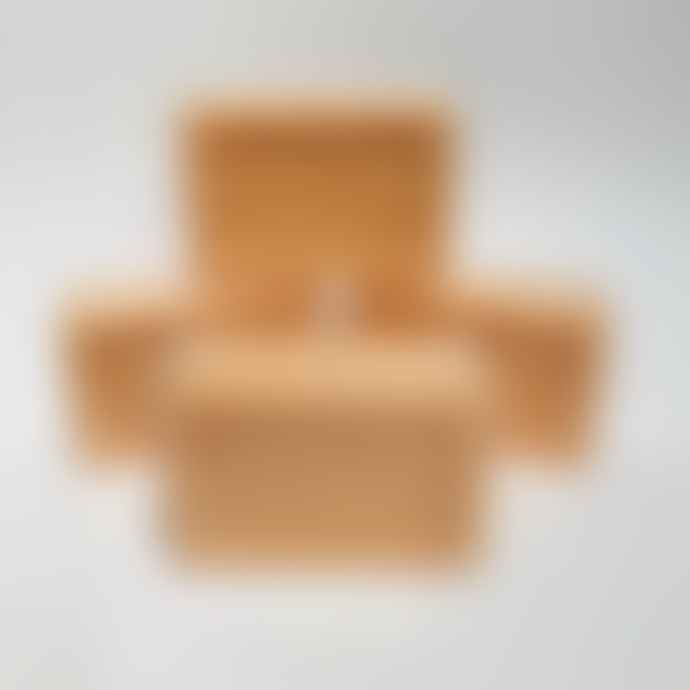 Four 100g Savon De Marseille Cinnamon Orange Soaps