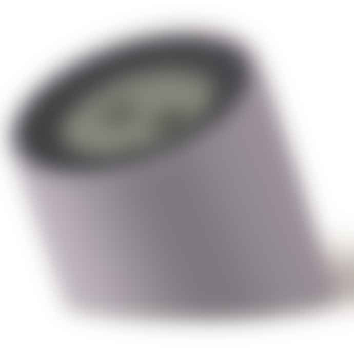 Gingkho Grey Edge Alarm Clock Light