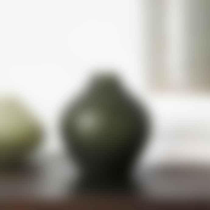House Doctor Green 'Forrest' Vase