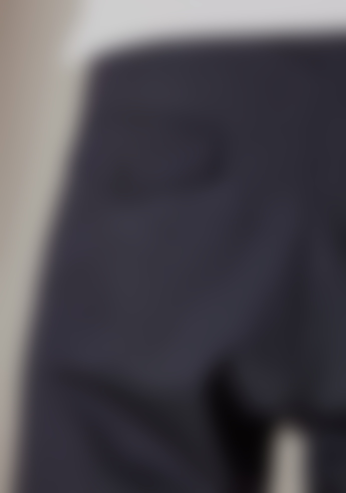 Elvine Dark Grey Isaacson Relaxed Trousers