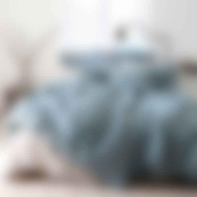 Swedish House Stonewashed Linen Duvet Cover