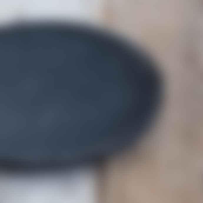 Serax BLACK ROUND TERRAZZO SERVING PLATTER - S