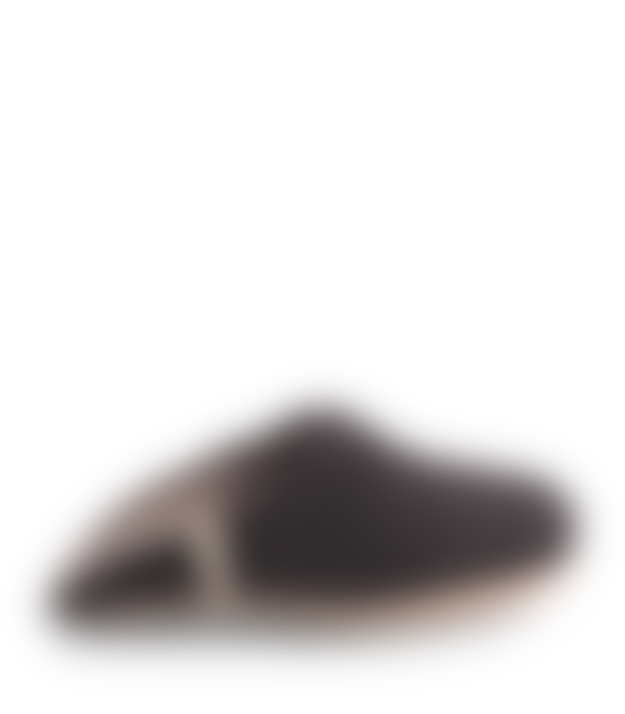 Egos Copenhagen Black Slipper