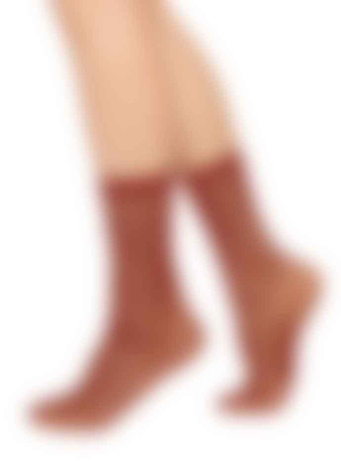 Swedish Stockings Wine Liv Net Socks