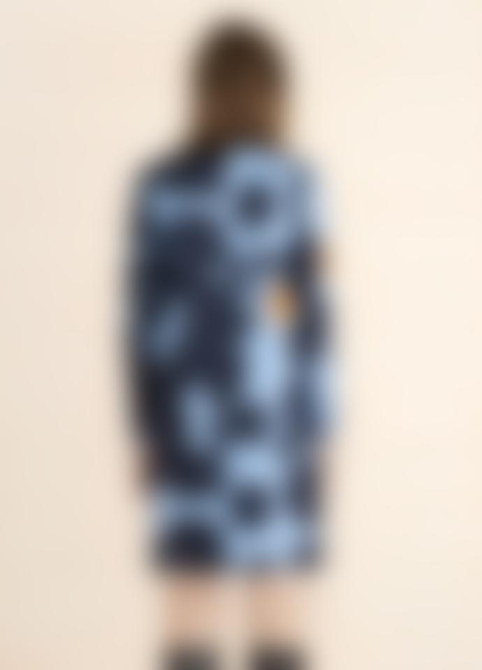 Marimekko  Isabella Pieni Keidas Print Long Sleeves Dress