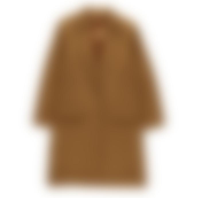 Tinsels Camel Leonard Wool Coat